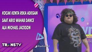 BROWNIS - Kocak Kenta Reka Adegan Saat Ario Wahab Dance Ala Michael Jackson (1/8/19) Part 1
