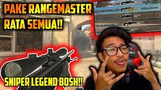 SNIPER YANG TERLUPAKAN?! RANGEMASTER RATAIN SATU TEAM!! // Gameplay Point Blank Zepetto Indonesia