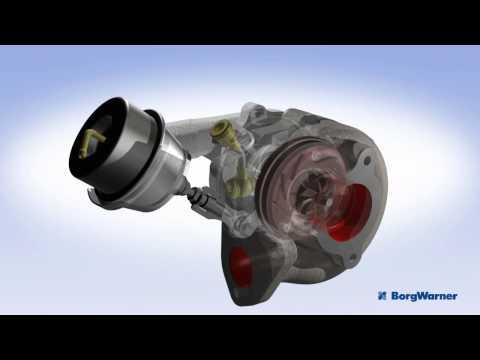 Variable Turbine Geometry (VTG)