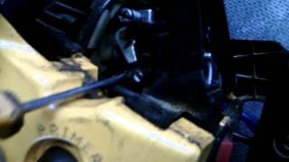 Регулировка карбюратора бензопилы Партнер 350 своими руками: видео