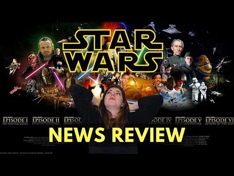 STAR WARS News Review! Threatened by Women?, TLJ Backlash, More Plagiarism with Solo?, and more!