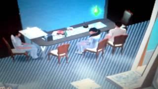 """Sims 3 сериал """" корабль """" 5 серия 1 сезон"""