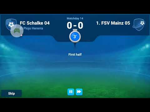OSM Schalke 04 career mode!! We're killing it in the Bundesliga!!! Ep 18