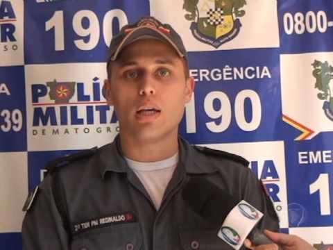 As principais ocorrências do final de semana, no balanço da Polícia Militar