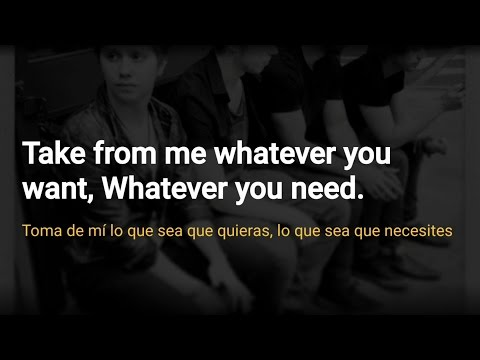 Nothing But Thieves - Lover, Please Stay (Lyrics | Letra)