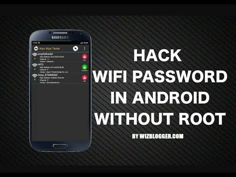 ứng dụng hack wifi tốt nhất cho android - Ứng dụng hack wifi cho điện thoại android  không cần root _ Thành công 80%- HOW TO HACK WIFI