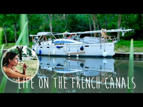 CANAL BOAT Life: THIS Is Why We Chose An Adventure Through The Canals! | French Canals