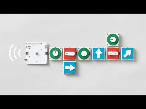 Project Bloks: Making code physical for kids