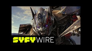 The Transformers Movies in 2 Minutes   SYFY WIRE