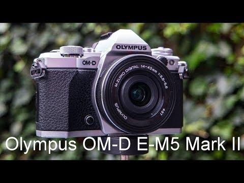 Olympus OM-D E-M5 Mark II Test deutsch