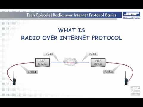 Radio Over Internet Protocol (RoIP) Basics