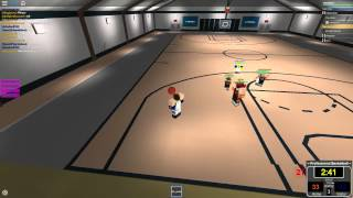 Roblox Let's Play - Ballin in the PBL