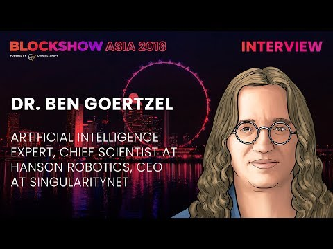 Dr  Ben Goertzel: Can Artificial Intelligence Be Smarter Than a Human Being?