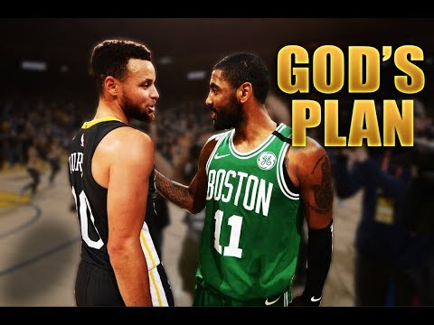 """God's Plan"" (Drake) - Steph Curry & Kyrie Irving 2018 Mix ᴴᴰ"