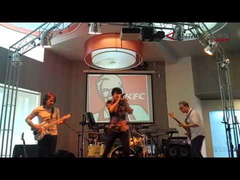 ANTARANEWS - GIGI bawakan lagu baru