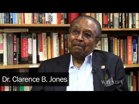 Clarence Jones on the majesty of MLK