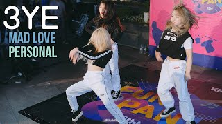 190517 써드아이 3YE 첫버스킹 1st Busking | Mad Love + Personal cover @ 코엑스 Filmed by lEtudel
