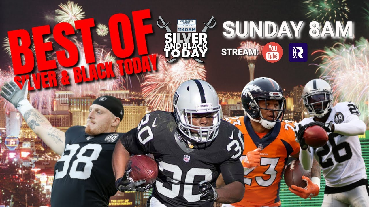 Best of Silver & Black Today 7/5/20: Maxx Crosby, Jalen Richard, Devontae Booker & Nevin Lawson