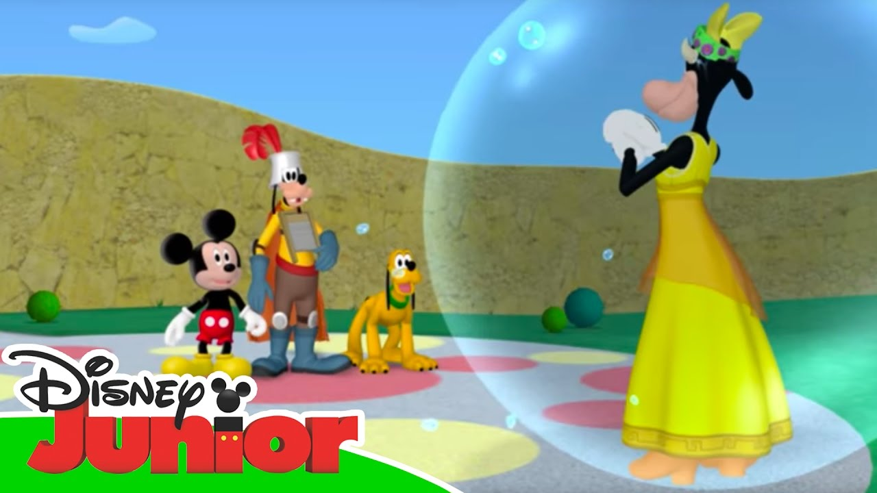 Magical moments la casa di topolino la fonte for La fattoria di topolino