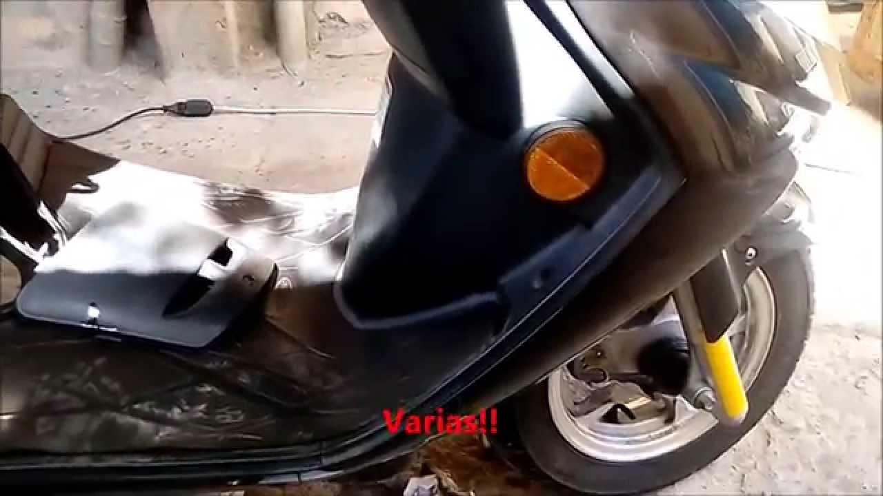 eagle 150 scooter manual