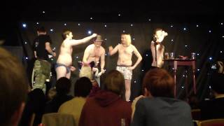 RBW 2009 - The Great Charity Strip Show