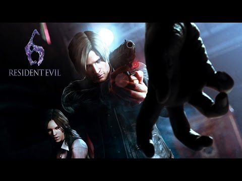 RESIDENT EVIL w/ MY GIRLFRIEND!! (Resident Evil 6 - Part 2)