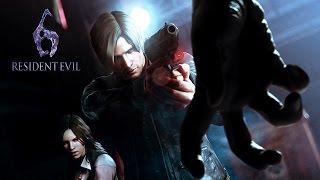 RESIDENT EVIL w/ MY GIRLFRIEND!! (Resident Evil 6 - Part 2)