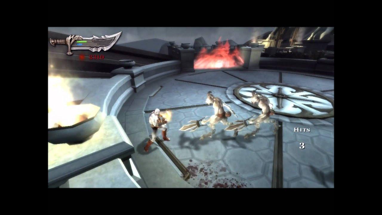 God Of War Chains Olympus Walkthrough Part 9 Temple Helios