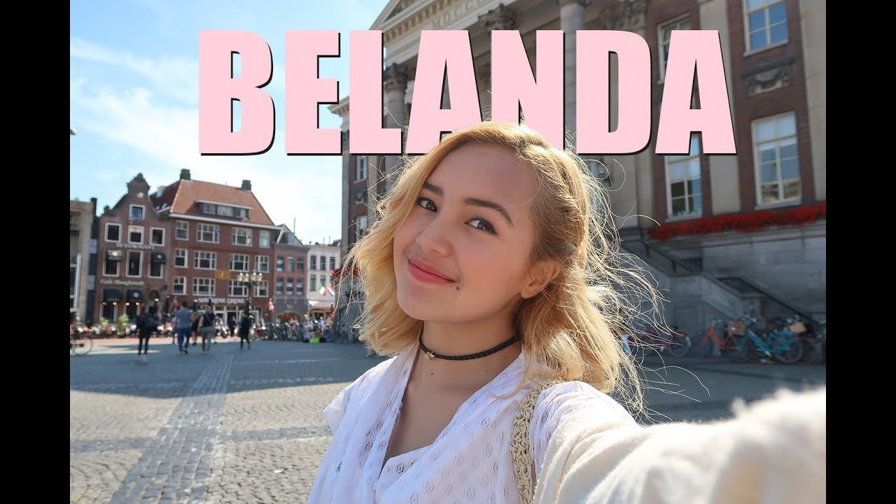 Beby Vlog #32 - Jalan-jalan Di Belanda Sebelum Shooting???? ROMPIS #PART1