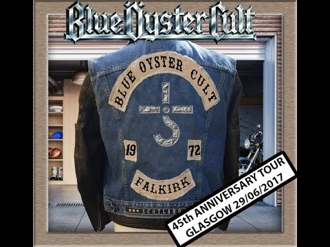 Blue Oyster Cult  Glasgow  29/06/2017