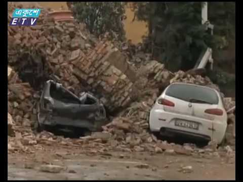 ITALY Earthquake News_Ekushey Television Ltd. 24.08.16