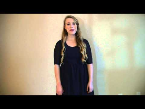 UCF Musical Theatre BFA Program Audition Tape