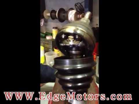 Audi Tt Vw Golf Gti Jetta Axle Boot Replacement Edge