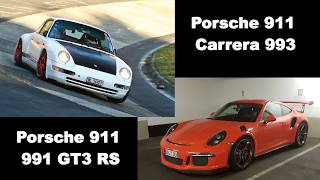 Pushing a Porsche 991 GT3 RS around the Nürburgring Nordschleife