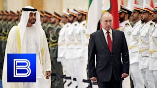 Putin Brings Home the Bacon! UAE Crown Prince Promises 1.5 Billion in Investments Into Russia!