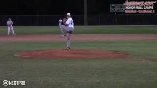 249   Thomas Wall   Day 1   Field 6   PR   Headfirst Baseball   Southeast 2018