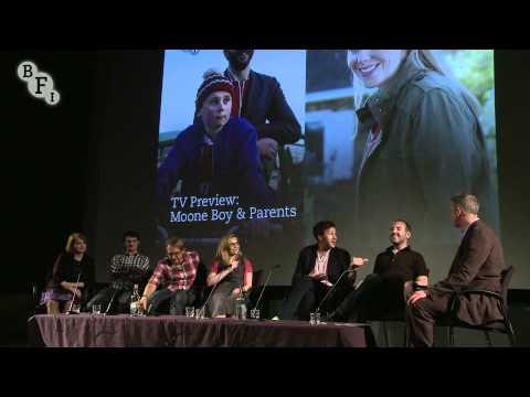 Chris O'Dowd and Sally Phillips on Moone Boy and Parents