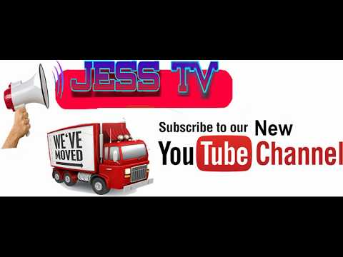 We've Moved ~ see below for our new YouTube Channel Address
