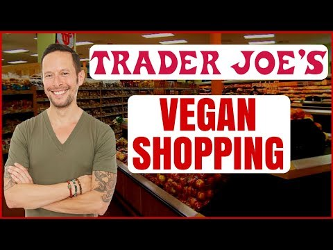 TRADER JOE'S GOES VEGAN