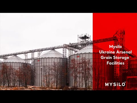 Mysilo Ukraine Arsenal Grain Storage Facilities