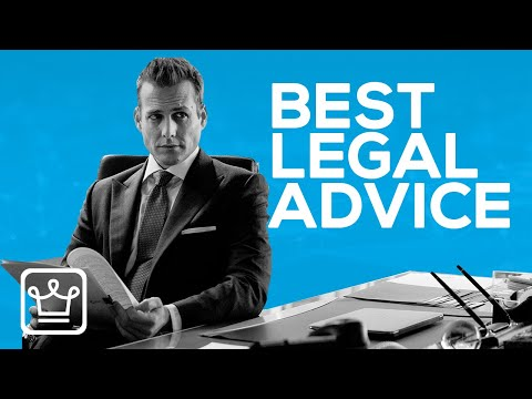 10 Most VALUABLE LEGAL ADVICE