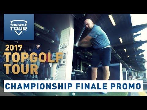 Championship Finale Promo | 2017 Topgolf Tour Championship | Topgolf