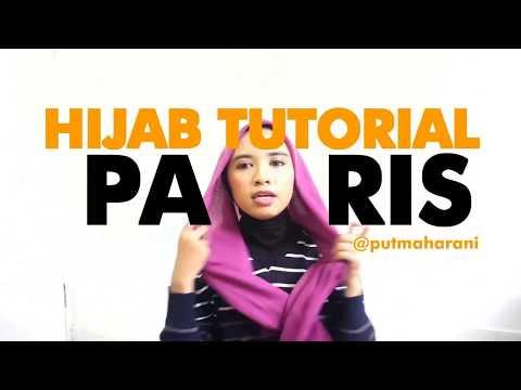 Hijab Tutorial Square Scarf