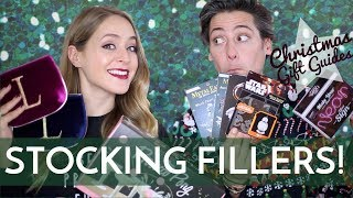 STOCKING FILLER Gift Guide CHRISTMAS 2017 | FleurDeForce