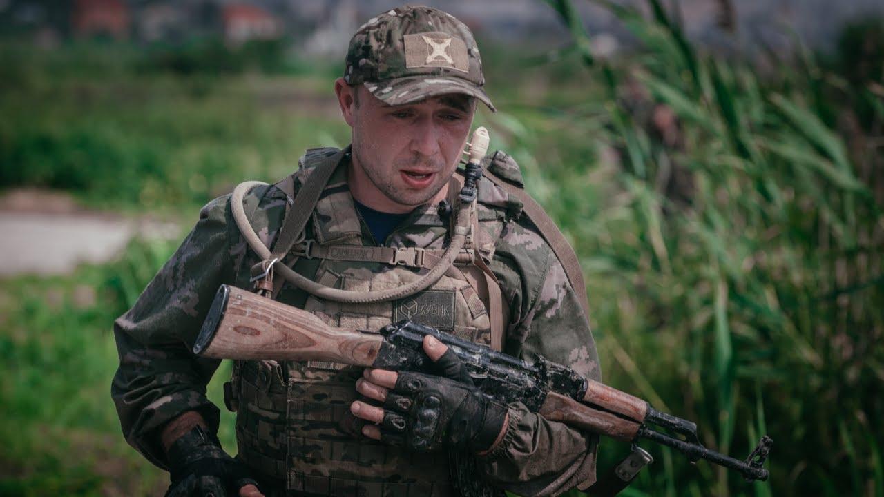 ОДИН ДЕНЬ В СПЕЦНАЗЕ. Курсы спецназа для гражданских.