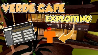 DESTROYING VERDE CAFE WITH EXPLOITS   #6