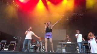 Sing um Dein Leben - Jeannette Dalia Curta und Mic Donet - Living On The Bright Side