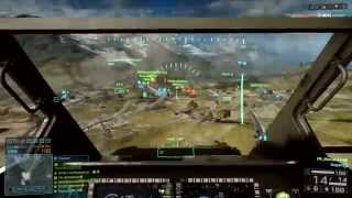[PC] BF4 Train de Goldmud gameplay by Romanus