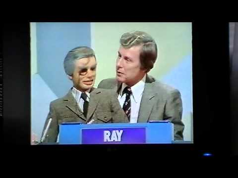 Dad meets Terry Wogan......Blankety Blank 1980