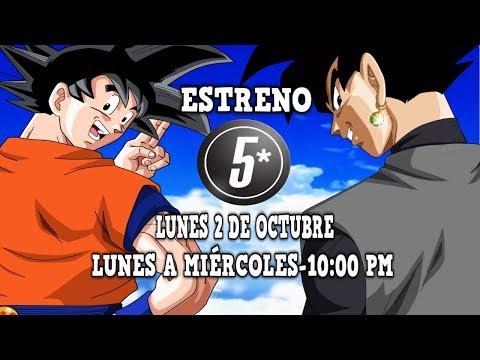 ¡LLEGO LA HORA! Canal 5 Revela Trailer De Dragon Ball Super En Latino (OFICIAL) - 동영상